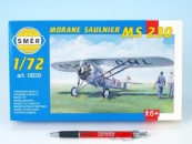 Model Morane Saulnier MS 230 9,4x14,6cm