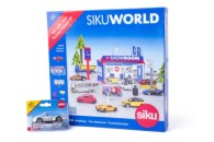 SIKU World 5504 - Showroom + dáreček