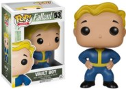 Funko POP Games: Fallout - Vault Boy