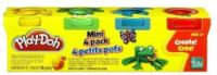 Play-doh mini, 4pack