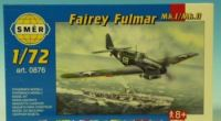 Model Fairey Fulmar Mk.I/II 1:72