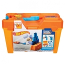 Hot Wheels TRACK BUILDER BAREL BOX
