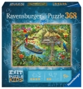 Ravensburger Exit KIDS Puzzle: Džungle 368 dílků