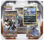 POK: SM3 Burning Shadows 3 Blister Booster (1/24)