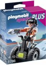 Top Agent a Segway Playmobil