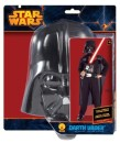 Star Wars: Darth Vader ACTION SUIT (7-10let)
