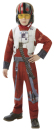 Star Wars EP7: X-Wing Fighter Pilot - vel. M