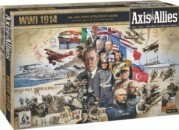 Axis & Allies: 1914 Board Game  (WWI)