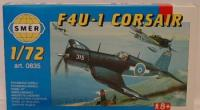 Model Chance Vought F4U-1 Corsair 1:72