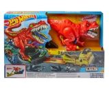 Hot Wheels CITY T-REX ŘÁDÍ