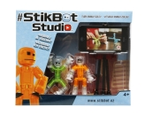 Stikbot, 2 pack se stativem