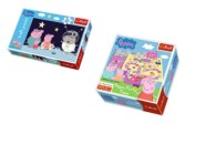 PACK - HRA Peppa party time / Peppa Pig + puzzle 60 Peppa Pig