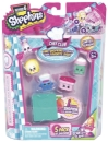 Shopkins S6 5 pack Figurky Shopkins