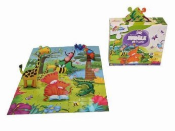 SES 3D PUZZLE Jungle