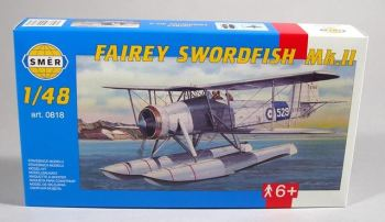 Model Fairey Swordfish Mk.2 Limited 1:4