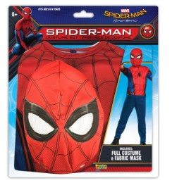 Spiderman Homecoming Action Suit 515 Kč