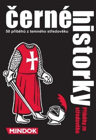 Mindok Černé historky  Příběhy ze středověku - 205 Kč 4f14b193cd
